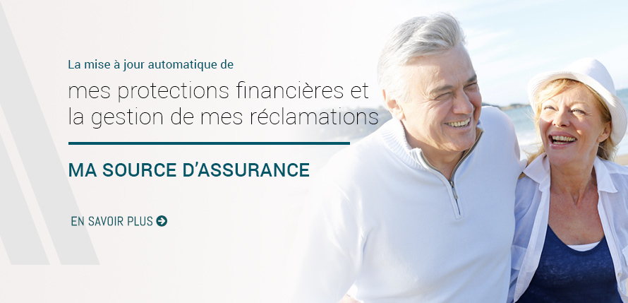 L'administration complte de mon régime d'assurance collective, ma source d'assurance